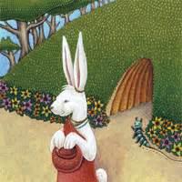 الأرنب الصغير