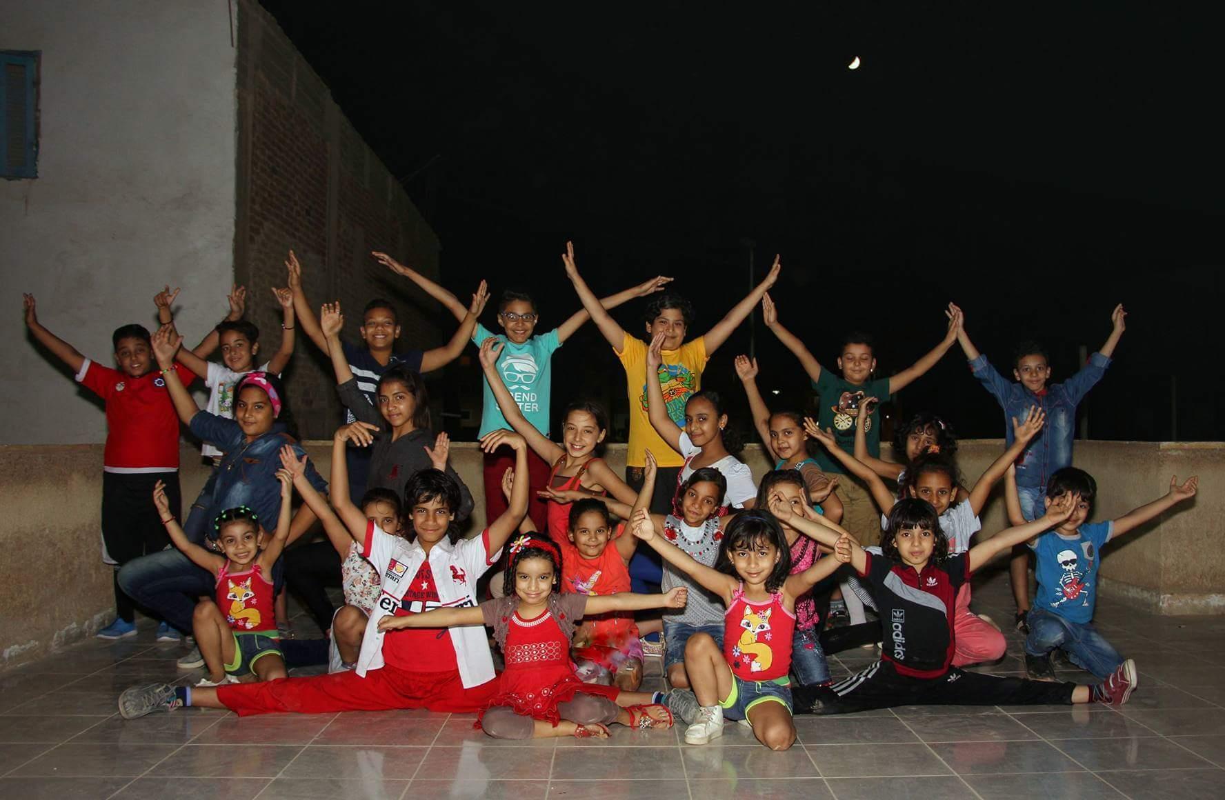 انشاء مركز شامل لرعاية المواهب الفنية لأطفال السويس