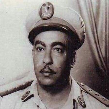 النقيب الفنان محمد كمال البدراوي