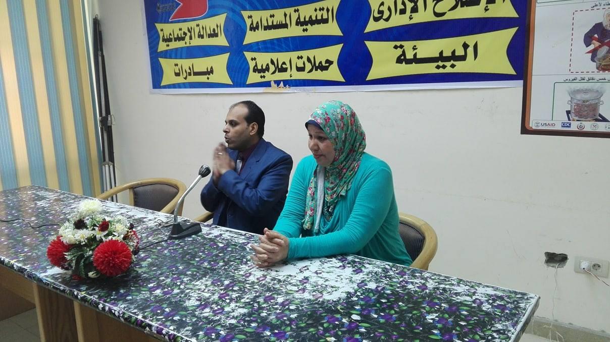 ندوة تثقيفية عن الإصلاح الإداري يحاضرها الأستاذ احمد عبد الكريم في مركز النيل للإعلام