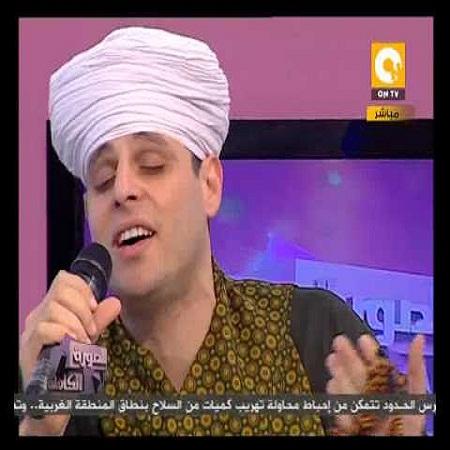 """الشيخ """"محمود ياسين التهامى """"يشارك لأول مرة فى فعاليات معرض القاهرة الدولى للكتاب"""
