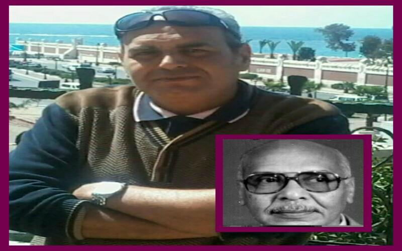 """الشاعر حاتم مرعي يكتب """" الراوي صانع أساطير السويس """""""