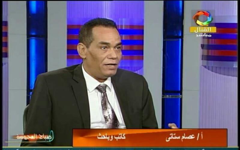 الكاتب محمد حمدان : عصام ستاتي الباحث المنقب عن كنوز الفلكلور المصري العتيق   .التنوير _ eltanwer