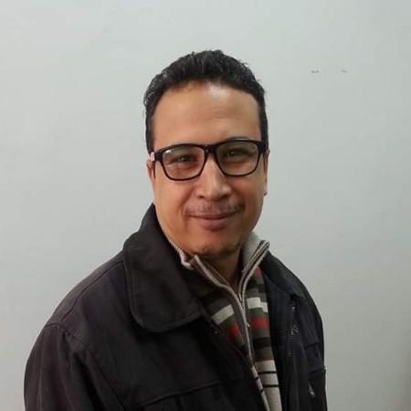 """من ديوان """" حزن مهرج متقاعد"""" للشاعر عماد عامر بمعرض القاهرة الدولي للكتاب. التنوير _ eltanwer"""