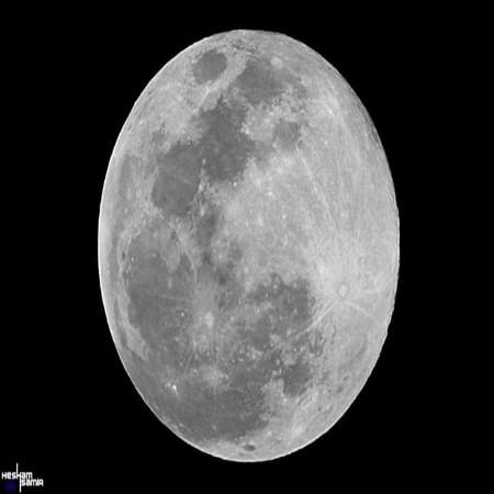 كاميرا السويس ترصد ظاهرة القمر العملاق من مقر الكشافة البحرية بالسويس  التنوير _ eltanwer