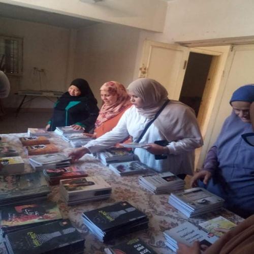 ثقافة السويس تطلق مشروع كتاب القرى بقرية الجباليات بمحافظة السويس